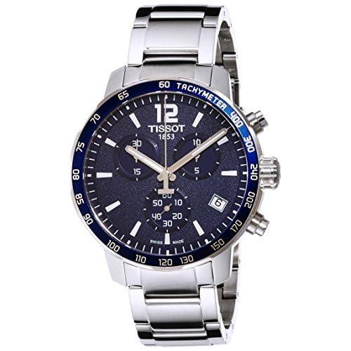 [ティソ]TISSOT 腕時計 クイックスター クロノグラフ 10気圧防水 T0954171104700 メンズ 【正規輸入品】