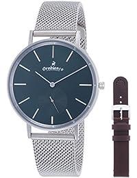 [オロビアンコ タイムオラ]Orobianco TIME-ORA 腕時計 センプリチタス 低価格帯 OR-0061-101 【正規輸入品】