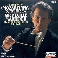 Orchestral Suites 3 & 4