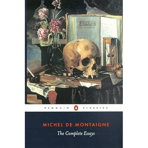 the complete essays of montaigne donald m frame The complete essays of montaigne, trans donald m frame (1958), 834 science quotes on: the complete essays of montaigne, trans donald m frame.