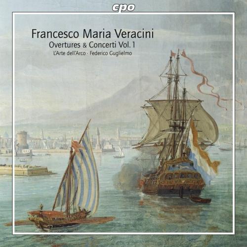 ヴェラチーニ:序曲と協奏曲集 第1集 (SACD-Hybrid)