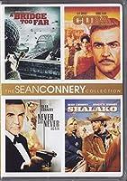 The Sean Connery Collection: (A Bridge Too Far/Cuba/Never Say Never Again/Shalako) [並行輸入品]