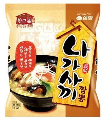 三養 長崎ちゃんぽん麺115g