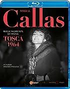 マリア・カラス / ドキュメンタリー ~ 音楽の奇跡のようなひと時 | プッチーニ : 歌劇 「トスカ」 第2幕 (Maria Callas : Magic Moments of Music | Tosca 1964) [輸入盤] [日本語帯・解説付]