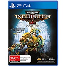 Warhammer 40,000: Inquisitor Martyr  (PlayStation 4)