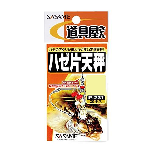 ささめ針(SASAME) P-231 道具屋 ハゼ片天秤小