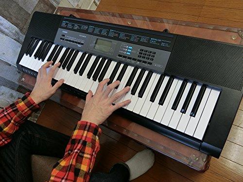 カシオ電子キーボード61標準鍵ベーシックタイプCTK-2550