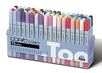 Too コピック チャオ 72色 Aセット