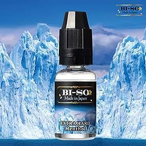 電子タバコリキッドBI-SO Liquid エクストラハードメンソール 15ml