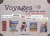 MANGO [Voyages au point de croix] クロスステッチ図案集-フランス語 15023/1