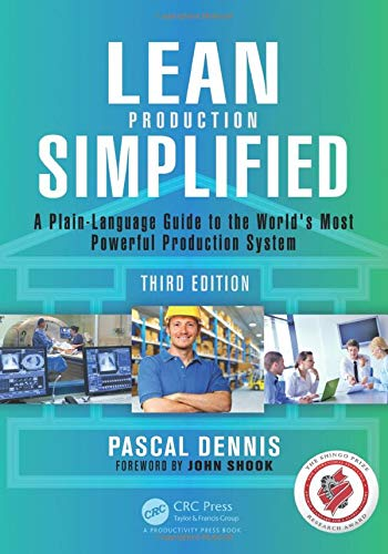 Download Lean Production Simplified, Third Edition 1498708870