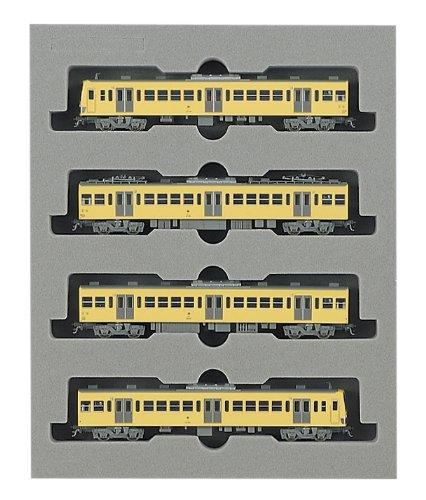 KATO Nゲージ 西武新101系 新塗色 増結 4両 10-458 鉄道模型 電車