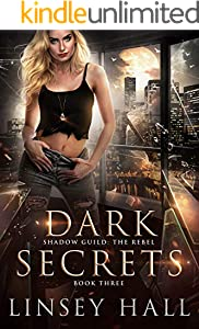 Dark Secrets (Shadow Guild: The Rebel Book 3) (English Edition)