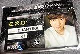 EXO:IDカードチャーム(CHANYEOL)チャニョルver