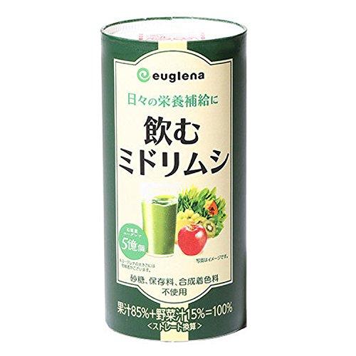 ユーグレナ 飲むミドリムシ 195g×15本