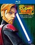 スター・ウォーズ:クローン・ウォーズ <フィフス・シーズン> コンプリート・ボックス (2枚組)(初回限定生産) [Blu-ray]