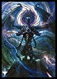 マジック:ザ・ギャザリング プレイヤーズカードスリーブ 『灯争大戦』ステンドグラス 《龍神、ニコル・ボーラス》 (MTGS-112)