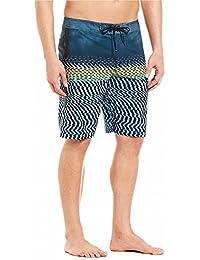 (オニール) O'Neill メンズ 水着?ビーチウェア 海パン Hyperfreak Wavelength Board Shorts [並行輸入品]
