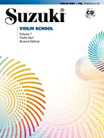 Alfred Suzuki Violin School Violin Part & CD, Volume 7 (Revised) by Alfred