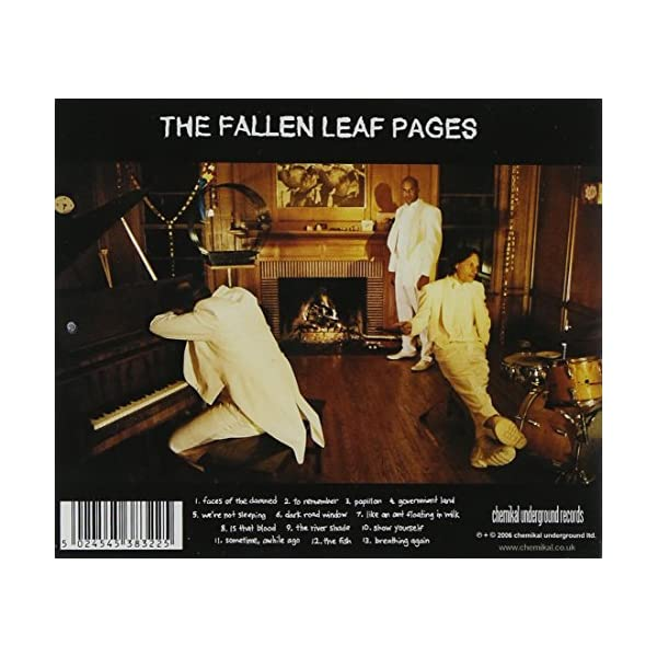 THE FALLEN LEAF PAGESの紹介画像2
