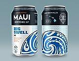 【アメリカ クラフトビール】 マウイ ビッグスウェル IPA 355ml x 6pack