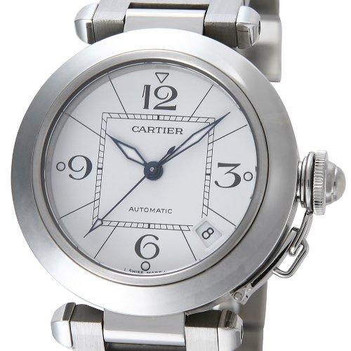 [カルティエ]CARTIER 腕時計 パシャC ホワイト 自動巻き W31074M7 ユニセックス 【並行輸入品】