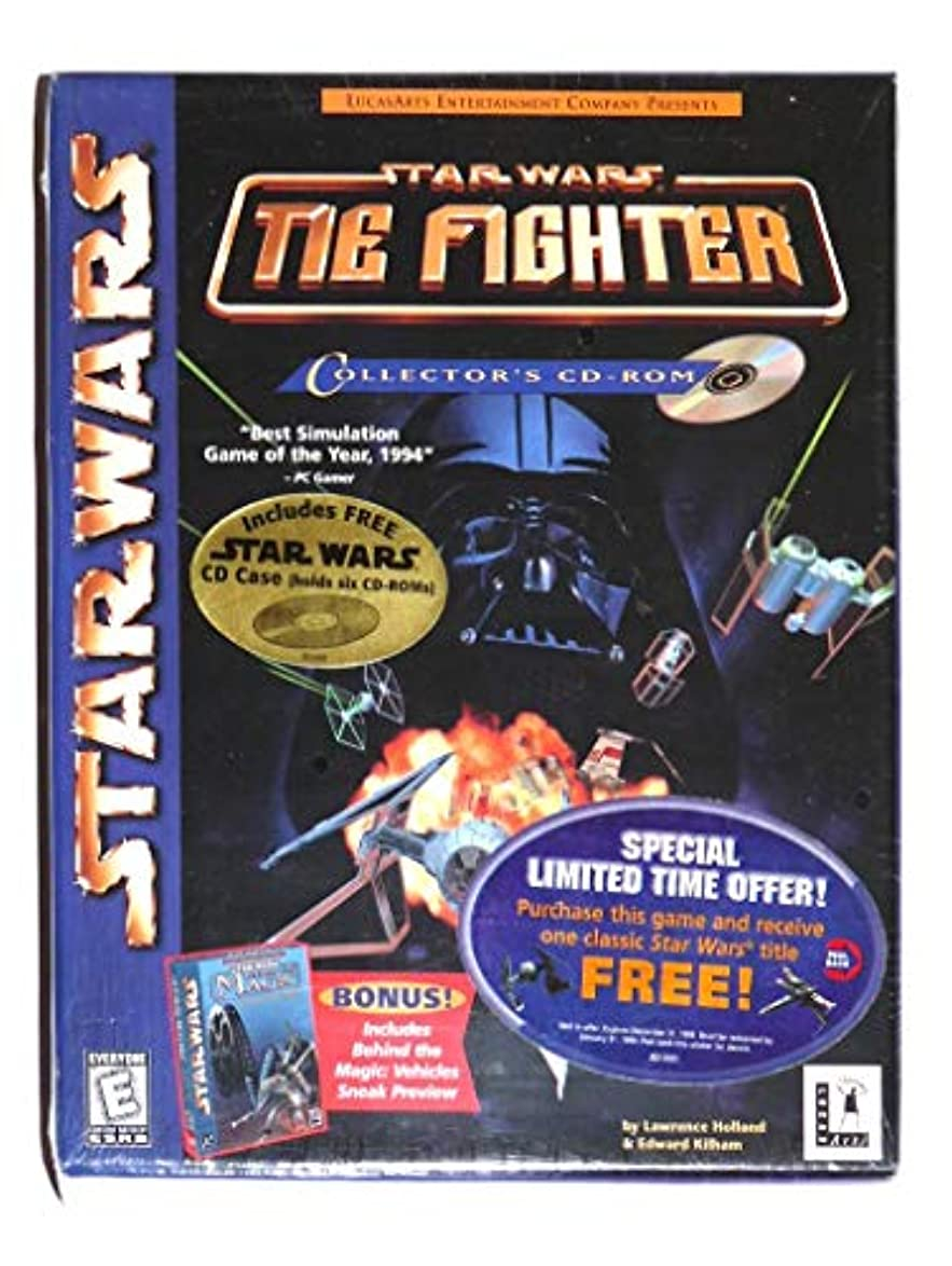 Star Wars: TIE Fighter Collector's Edition with Behind the Magic Module (輸入版)