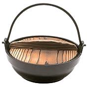 パール金属 旬彩懐石 ふっ素加工 いろり鍋 16cm H-6365
