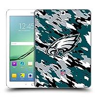 オフィシャル NFL カモフラージュ フィラデルフィア・イーグルス ロゴ ハードバックケース Samsung Galaxy Tab S2 9.7
