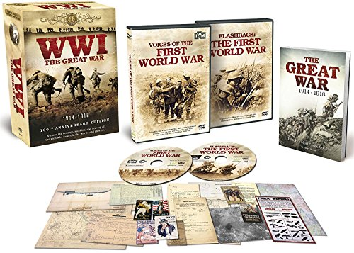 Wwi the Great War: 100th Anniversary Memorabilia [DVD] [Import]