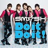SM☆SH「Movin' on」のジャケット画像