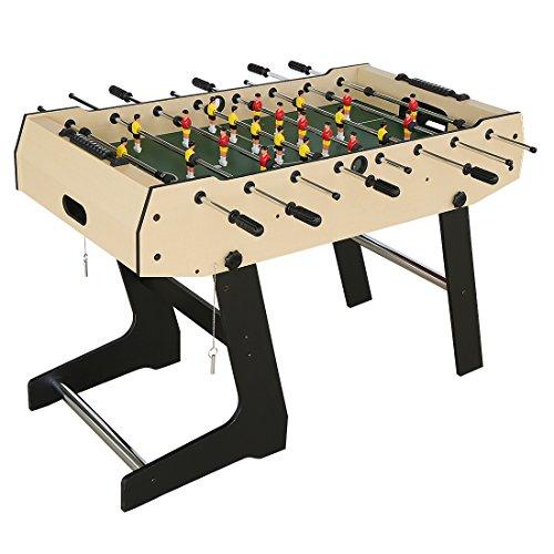 HLC アナログゲーム テーブルサッカーゲーム 121.5×61×81.2cm