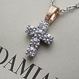 [ダミアーニ]DAMIANI 【CLASSIC LOGO】 クラシック・ロゴネックレス XSK18/WG ダイヤモンド20024484 【並行輸入品】