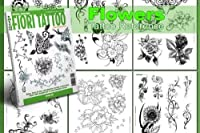 Flowers Design 66-page Flash Book