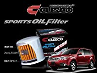 [CUSCO]SH5 フォレスター用スポーツオイルフィルター(エレメント)【00B 001 C】