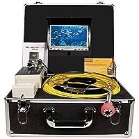 [HBUDS] [パイプ検査カメラ/HBUDS H50DVR, Pipe Inspection Camera Waterproof IP68 50M, (並行輸入品)