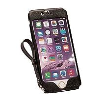 プレーリードッグ Lesign iPhone6PLUS/6sPLUS ケース 天然皮革 (ブラック)