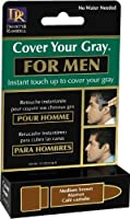 Cover Your Gray For Men - Touch-Up Stick - Medium Brown (並行輸入品)
