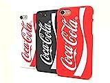 EC125 ★ COCA-COLA PC CASE ★ コカ・コーラ PC ケース (iPhone7/8, レッド)