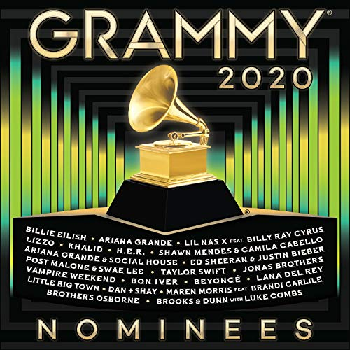 2020 Grammy Nominees (Various Artists)