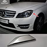 BRENTHON 車 ヘッドライト 詳細 アクセサリー Tip (for Mercedes-BENZ C-Class and AMG 2011-2014 用)海外直送品
