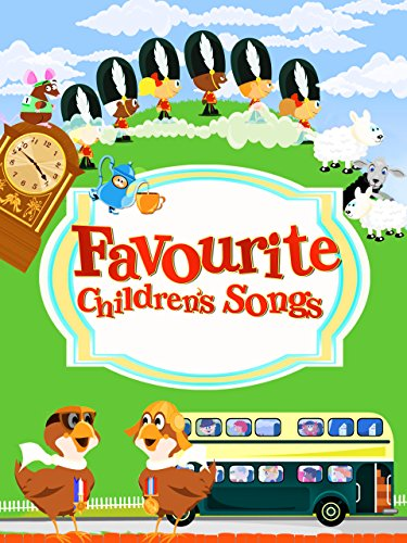 (吹替版) Favourite Children's Songs