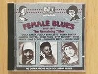 Female Blues: Remaining Titles 1922-27