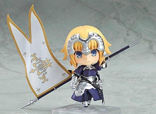 ねんどろいど Fate/Grand Order ルーラー/ジャンヌ・ダルク ノンスケール ABS&PVC製 塗装済み可動フィギュア