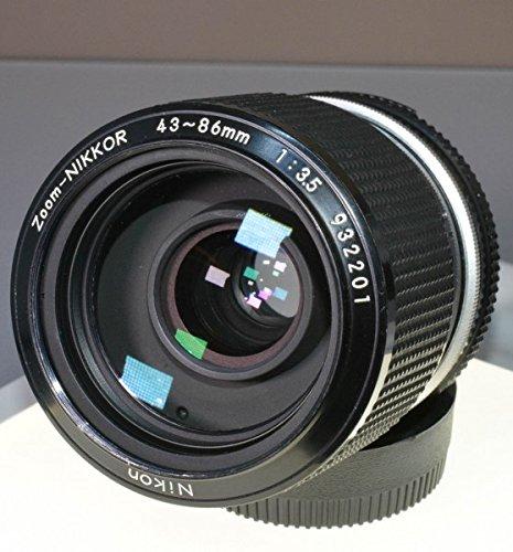 Nikon Zoom Nikkor 43-86mm f3.5 1:3.5