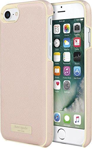 kate spade(ケイトスペード)iPhone 7 / 8 ラップケース(サフィアーノ ローズゴ...
