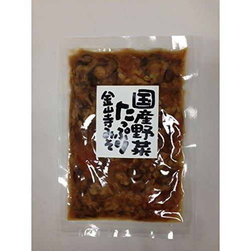 G-7ジャパンフードサービス 国産野菜たっぷり金山寺みそ 200g