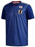 サッカー ワールドカップ 2018 日本代表 ホーム レプリカ ユニフォーム 半袖 メンズ M