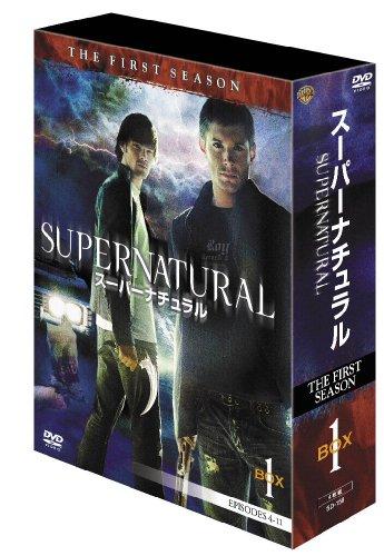 スーパーナチュラル 1stシーズン (4〜11話収録) [DVD]