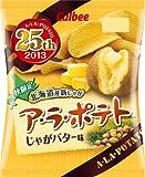 カルビー ア・ラ・ポテトじゃがバター味 72g×12袋